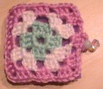 Crochet needlecase