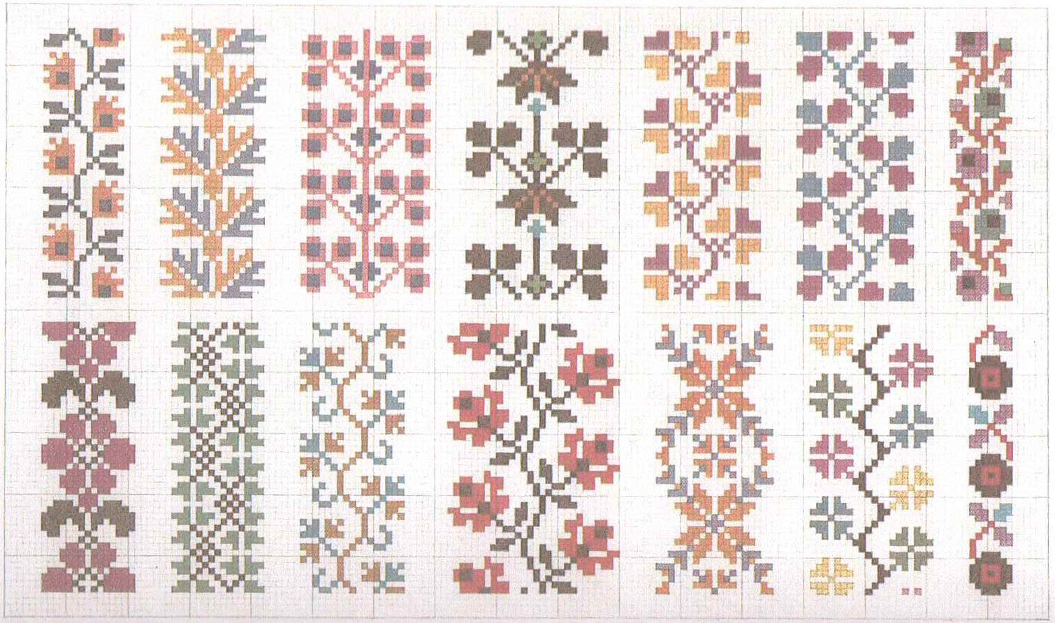 Free creative patterns motifs adel s knit craft