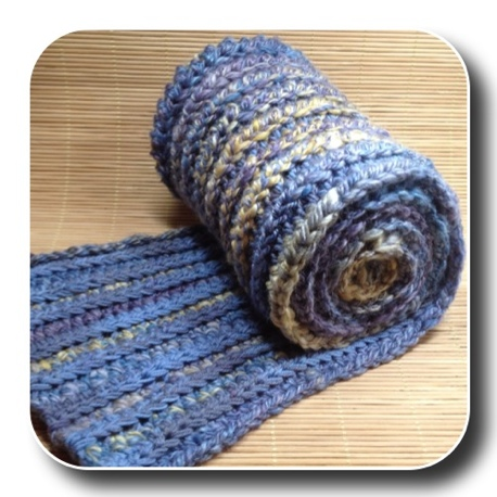 Reversible Knit Scarf Pattern Free : Creative Ideas & Unique Patterns Adels Knit & Craft